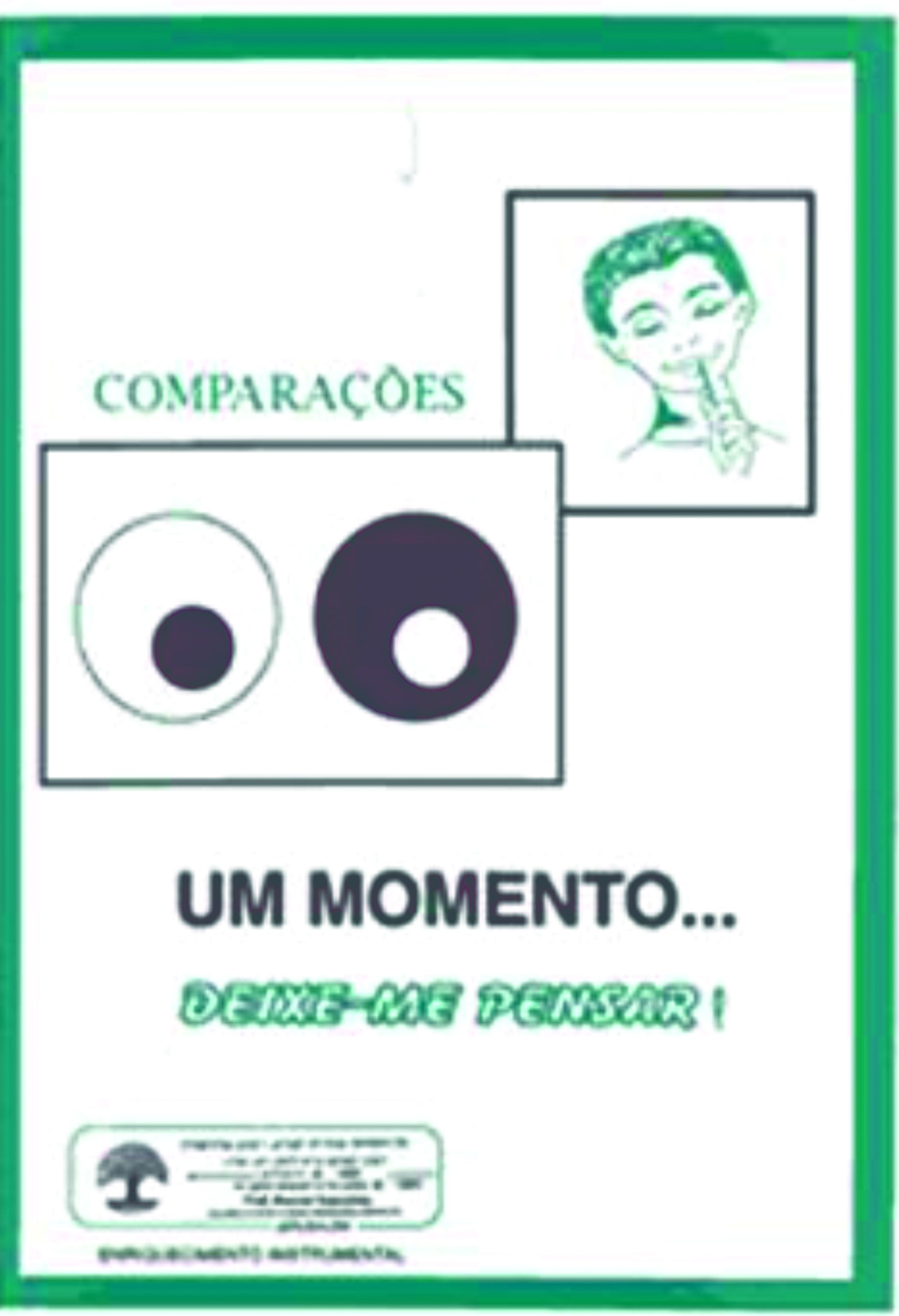 COMPARAÇÕES - PEI STANDART 1