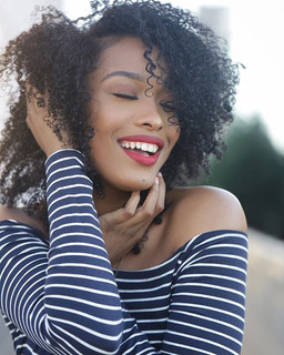 Happy Days!__#naturallife #naturalhair #atlantamua #naturalblogger #ilovemynaturalhair #curlsforthegirl #afrogirls #atlantaphotography #curl