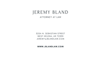 back business card