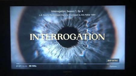 Jennifer Bean as a court reporter on Interrogation Season 1 Episode 4
