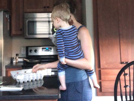 Cooking with the Littles
