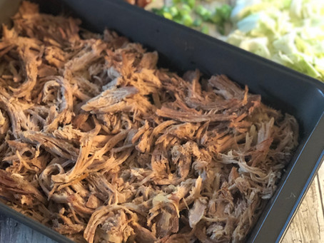 Carnitas (Slow Cooked Pork)