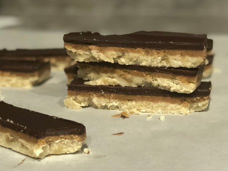 Health(ier) Twix Bars