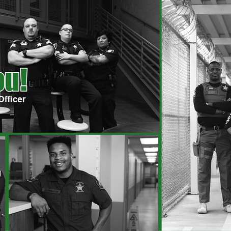 NATIONAL CORRECTIONS OFFICERS APPRECIATION WEEK