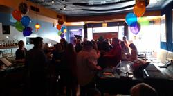 Full front room at Davenport's