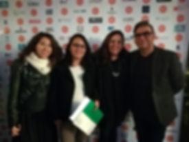 Adriana Aguilar, Cecilia Salazar, Vivian