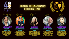 JURADOS DE LUJO SE DESTACARON EN NUESTRAS COMPETENCIAS EN 2020