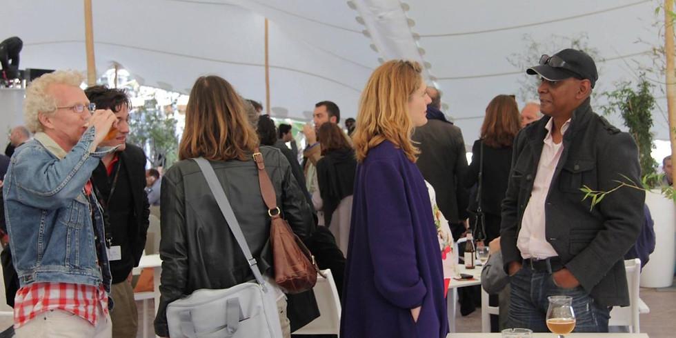 Festival de Cine de Cannes Pavillon de la Maison des Scénaristes