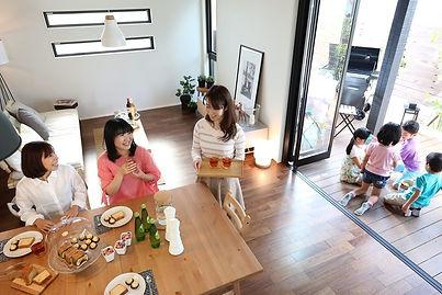 岡崎 sedaIE(セダイエ)のオシャレなカフェ空間でママ会!#おうちレンタル