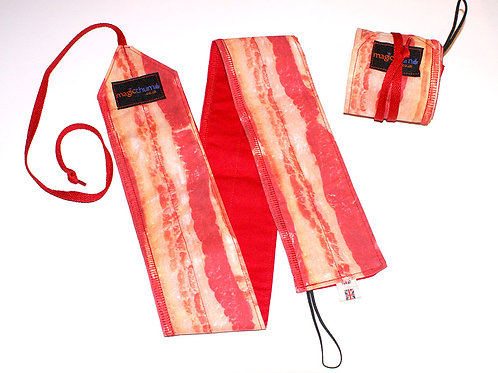 "BACON Strength Wrap with thumb loop 3"" X 32"""