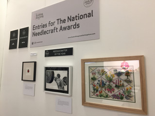 Finalist in the National Needlecraft Awards