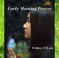 Early Bird Prayer