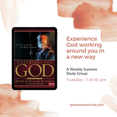 Experiencing God Study4
