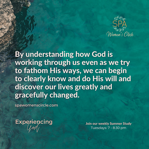 Experiencing God Study5