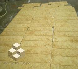 Sunny Dark split face - marble egypt