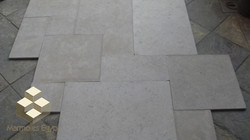 Sinai pearl french pattern - marble egypt