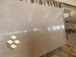 Sinai pearl polished slabs - marble egypt