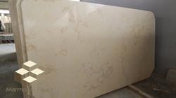 Sunny menia slabs - marble egypt