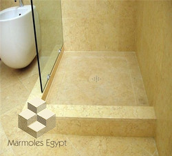 Sunny Dark floor - marble egypt