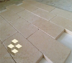 Sunny light small tiles