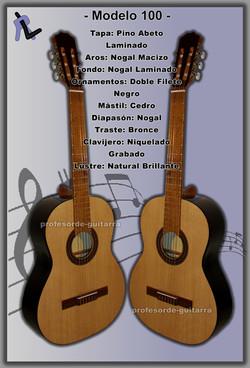 Guitarra clasica Guitarra criolla economica 2