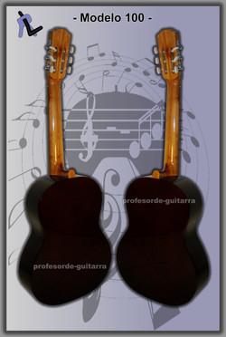 Guitarra clasica Guitarra criolla economica 3