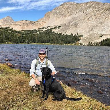 Indian Peaks Wilderness excursion. Mitch