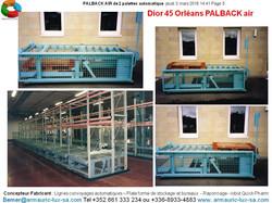 Diapositive5 PALBACK AIR de 2 palettes automatique