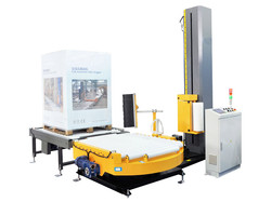 G6 Fully Automatic Pallet Wrapper
