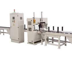 R600 fully automatic orbital wrapping machine