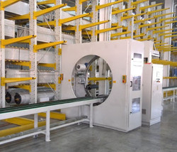 R1500 Fully-Auto Orbital Wrapping Machine