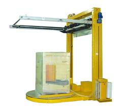 G5 automatique Wrapper Pallet avec Top Sheet Dispenser