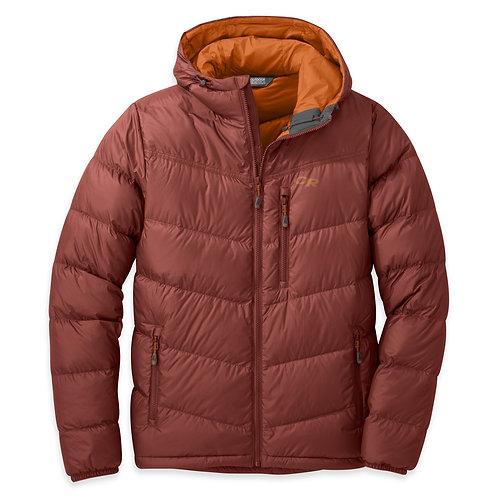 Manteau à capuchon en duvet Transcendent - Homme