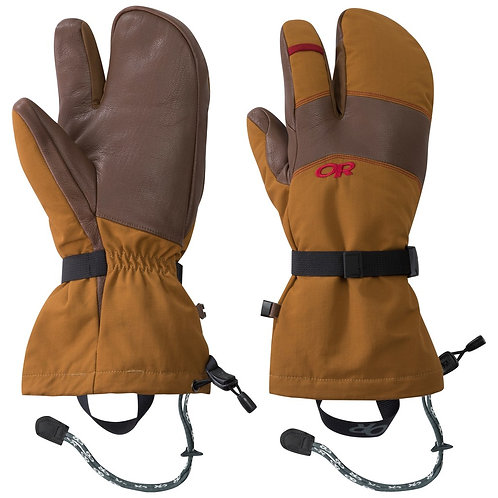 Highcamp 3-Finger Gloves - Men