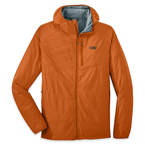 Refuge Air Hooded Jacket - Men's