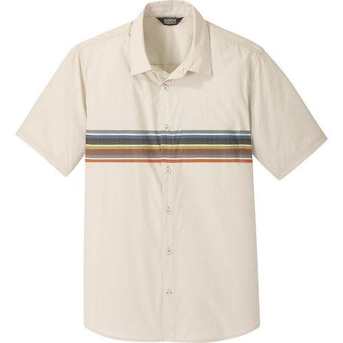 Chemise à manches courtes Strata - Homme