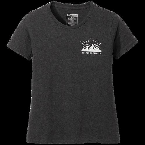 Heritage Logo Short Sleeve Shirt - Women's