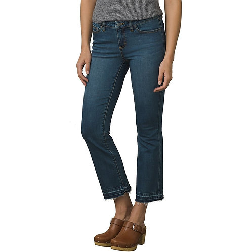 Cia Cropped Flare Jeans - Women's