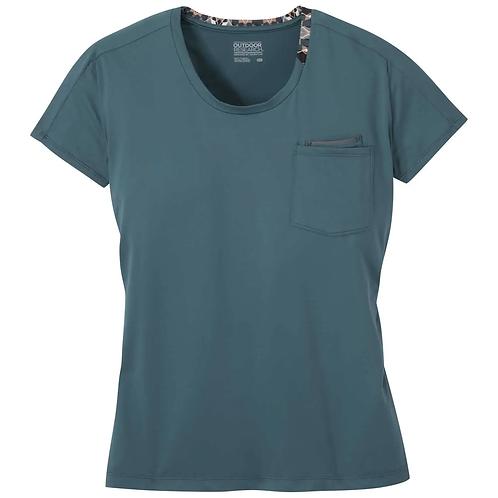 Chain Reaction Short Sleeve Shirt - Women's