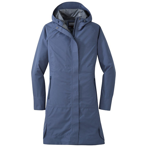 Panorama Point Trench Jacket - Women's