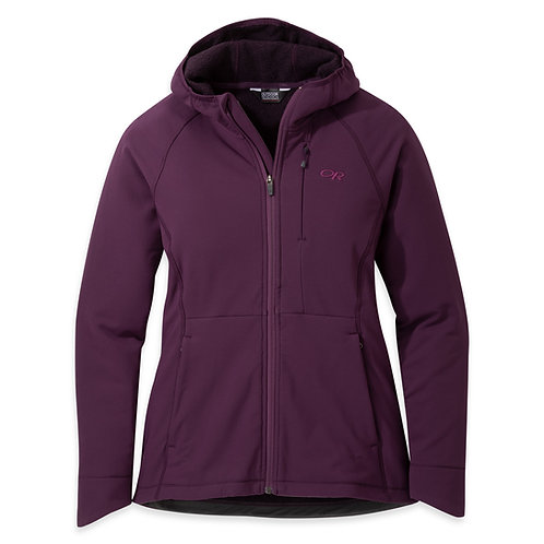 Georgetown Hooded Jacket - Women's