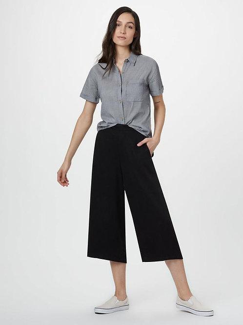 Isa Woven Button Up Shirt - Women's