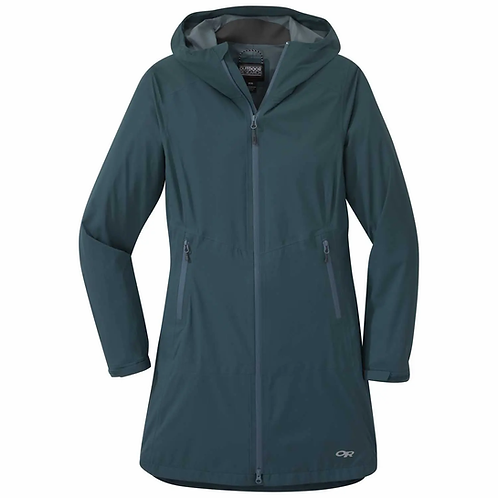 Prologue Storm Trench Jacket - Women's