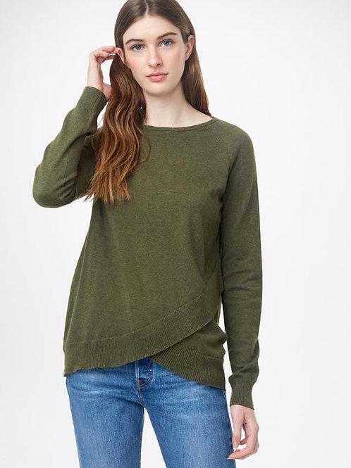 Acre Cotton Sweater - Woman's