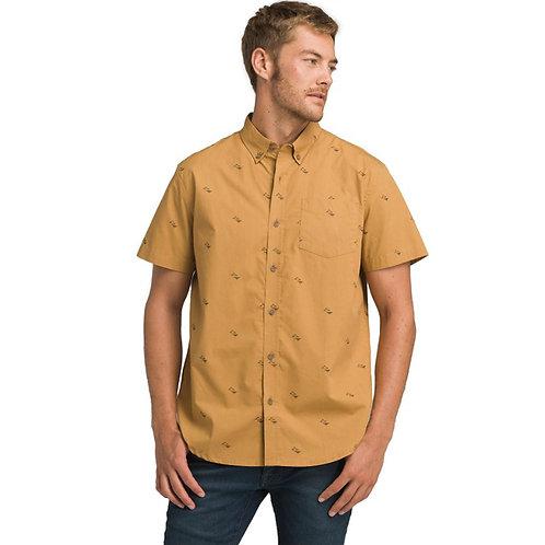 Chemise à manches courtes Broderick - Homme