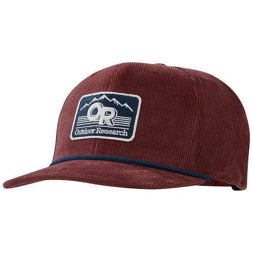 Advocate Cord Trucker Cap