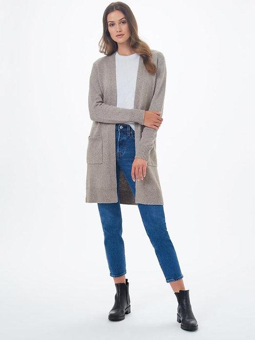 Wool Knit Cardigan - Women's