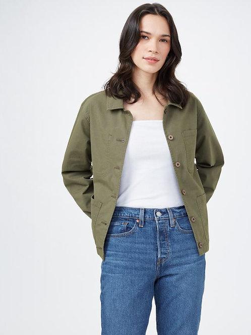 Jacket Utility Canvas - Femme