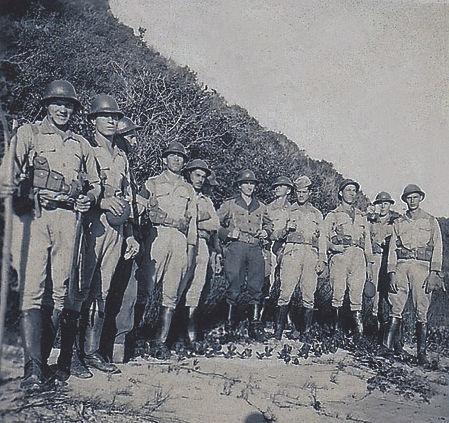 2251- Grupo de Combate nas proximidades