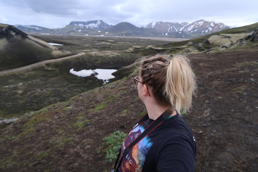 Dans les Highlands en Islande, 2017